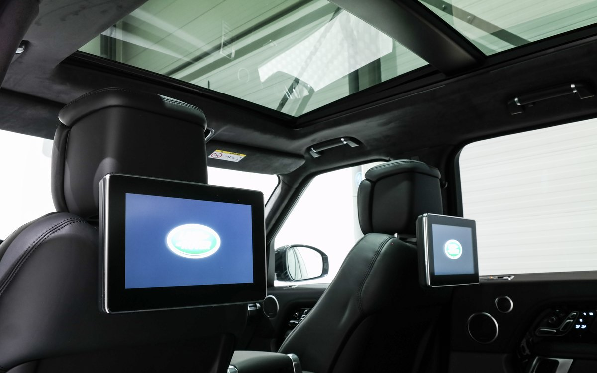 Range Rover Range Rover 4.4 SDV8 Autobiography