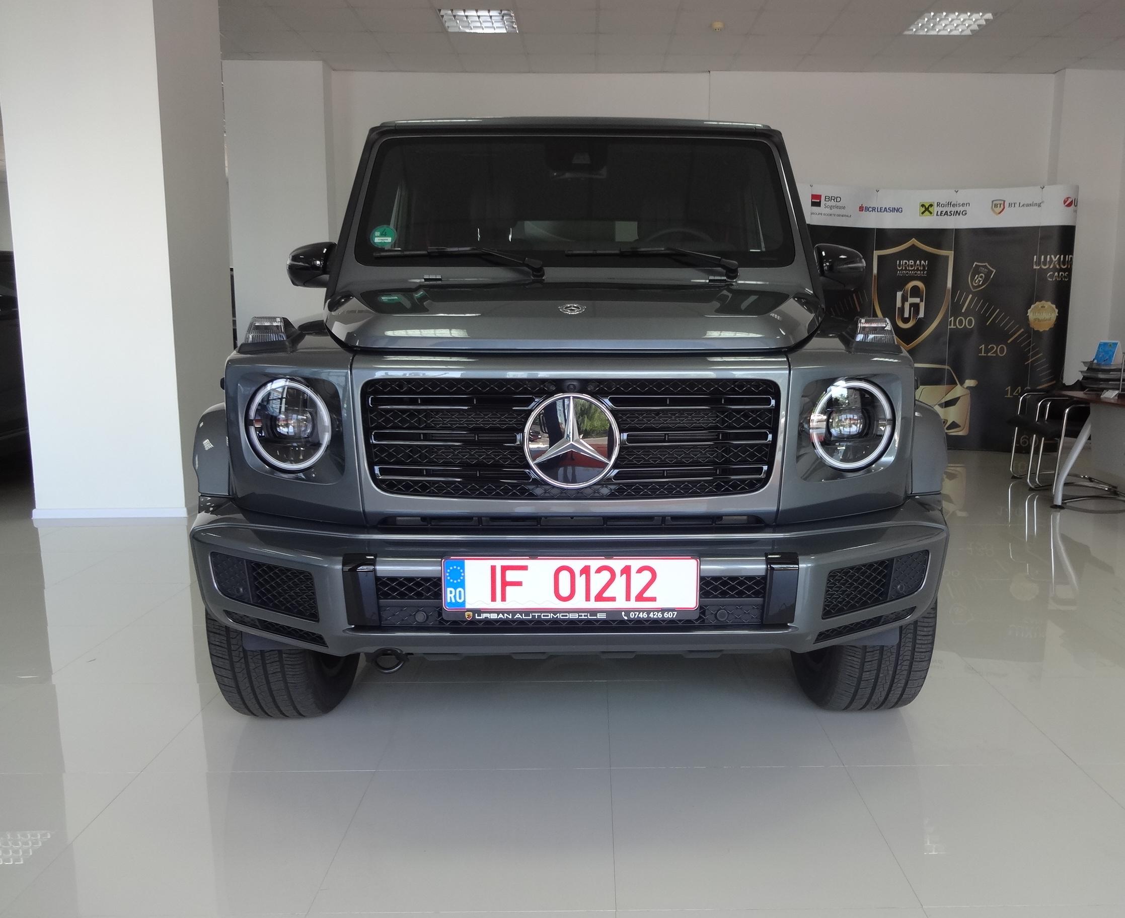 Mercedes-Benz G 500