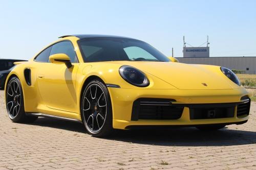 Porsche 911 (992) Turbo S