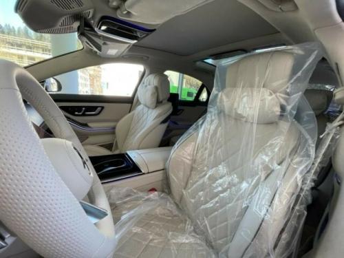 Mercedes-Benz S 400 d 4MATIC LONG