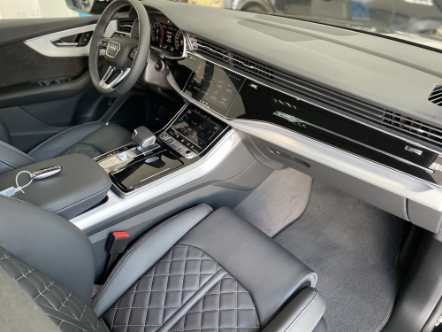 Audi Q8 50 TDI Quattro S Line