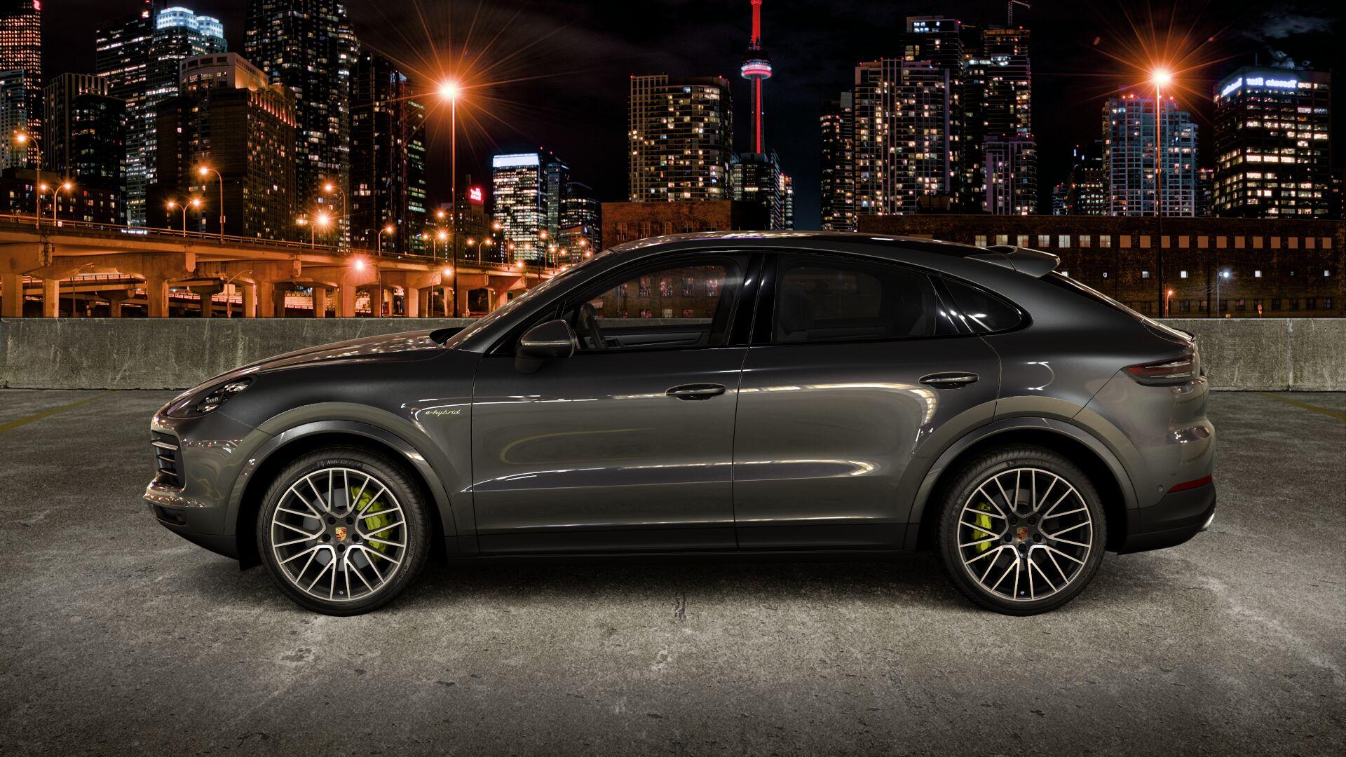 Porsche Cayenne E-Hybrid Coupe