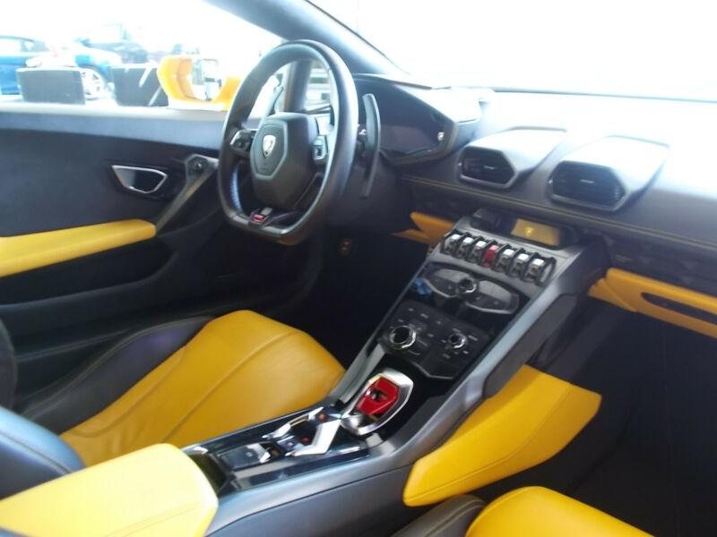 Lamborghini Hurracan LP 610-4