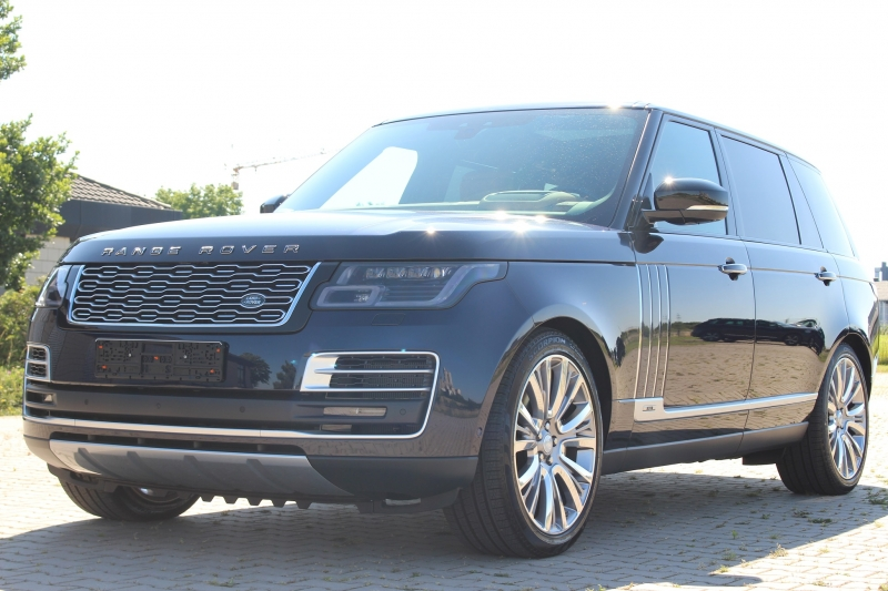 Land Rover Range Rover Vogue Autobiography 5.0 SV