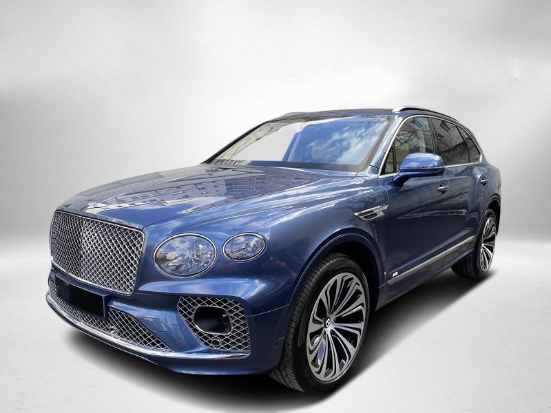 Bentley Bentayga V8 First Edition